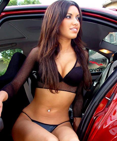 Hot latin girl masturbating