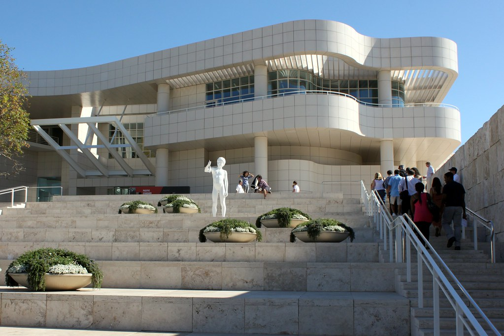 J. Paul Getty Museum | Los Angeles, California | Prayitno / Thank ...