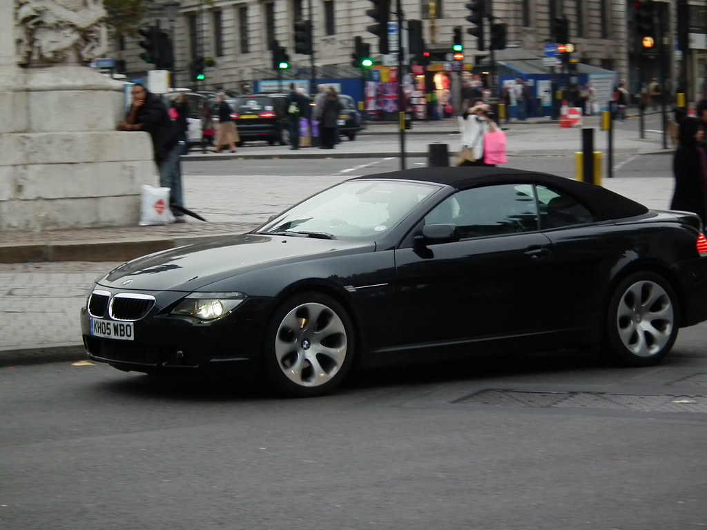BMW 630i Cabrio | 2005 Bmw 630i Cabrio | kenjonbro | Flickr