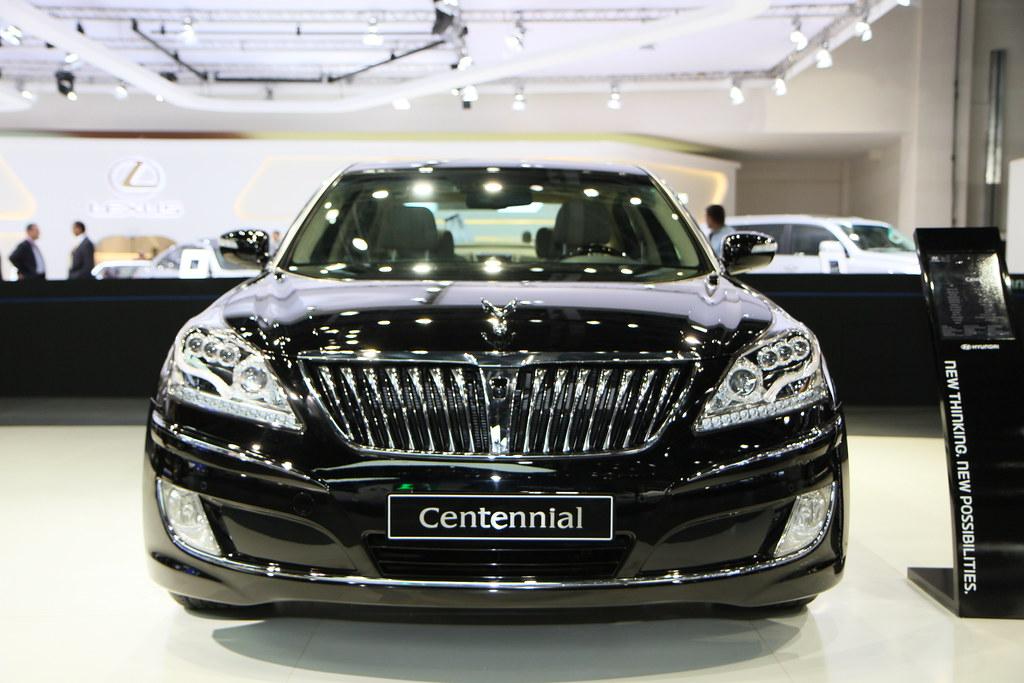 Hyundai Centennial Abdullah Albargan Flickr