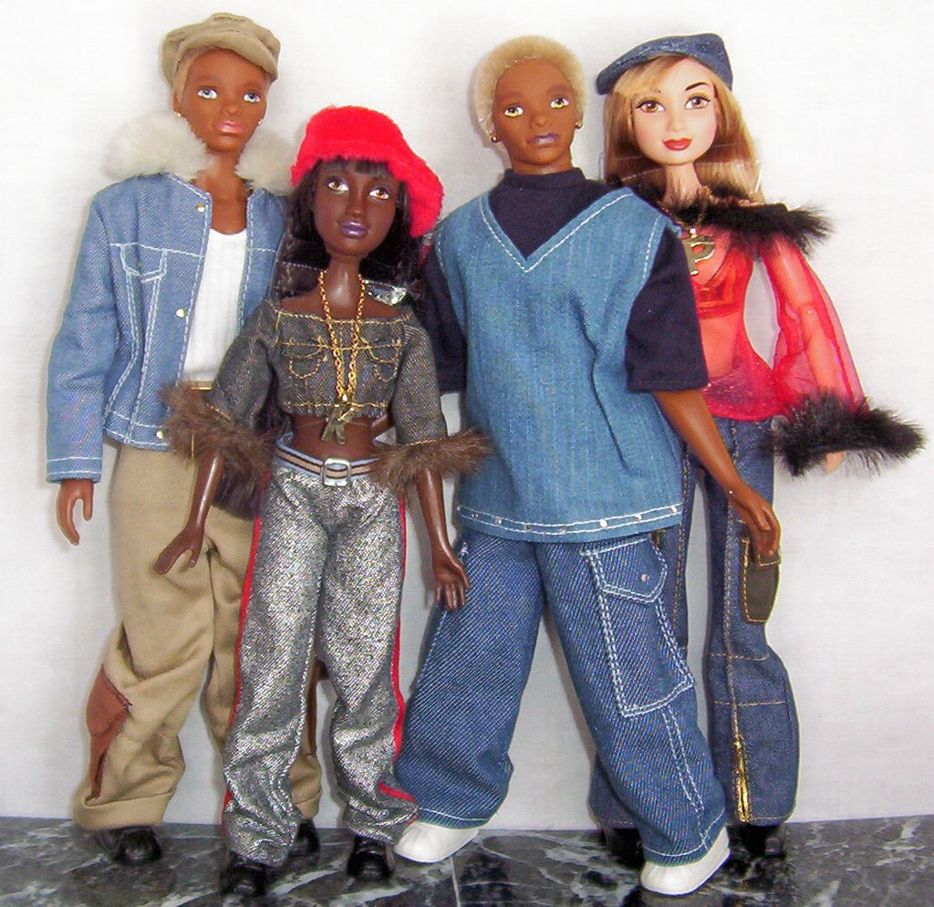 Mattel Flavas Dolls The Erie Canal Trading Emporium