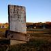 Confederate Tombstone