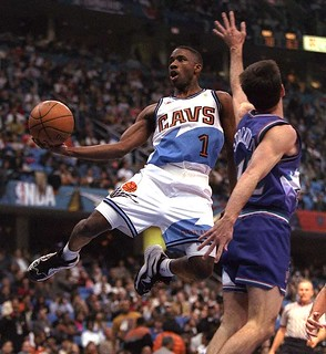Terrell Brandon | by Cavs History
