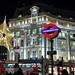 Oxford Circus, London, Christmas 2011