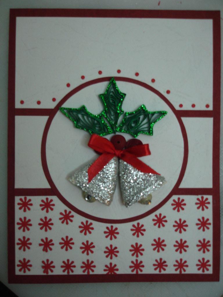 Quilled Christmas card. | Ruvini De Silva. Sri Lanka ...