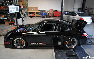 Black Porsche 997 911 Dyno 3 | by european auto source