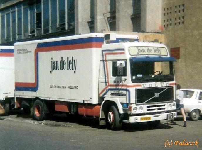 Jan De Lely Holland Company Jan De Lely B V Tractor