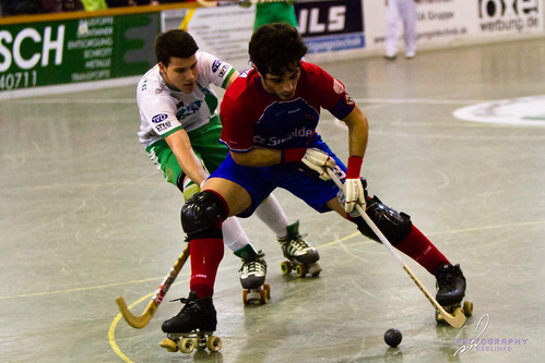 how to get better at roller hockey