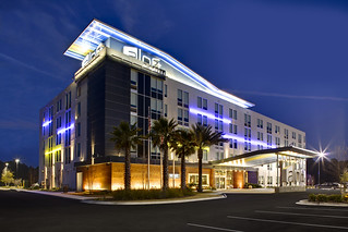 Aloft Jacksonville Airport—Exterior | by Aloft Hotels and Resorts