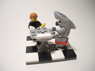 Vignette a day: What'll you have? | by lego27bricks