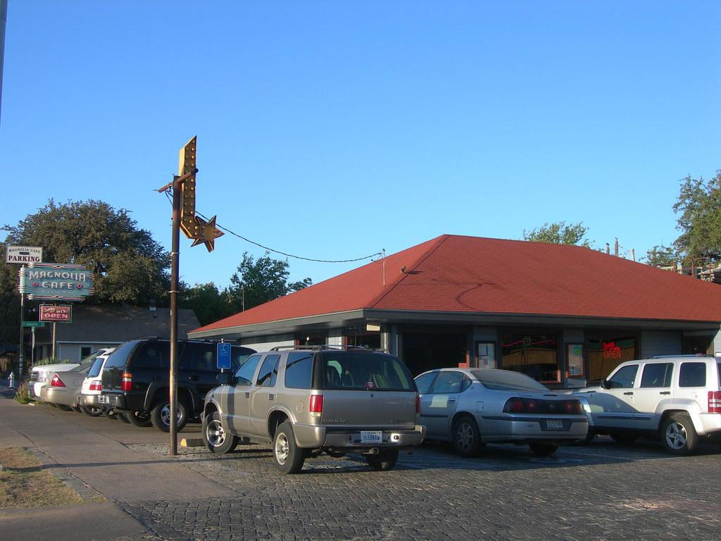 Cafe  Austin Tx