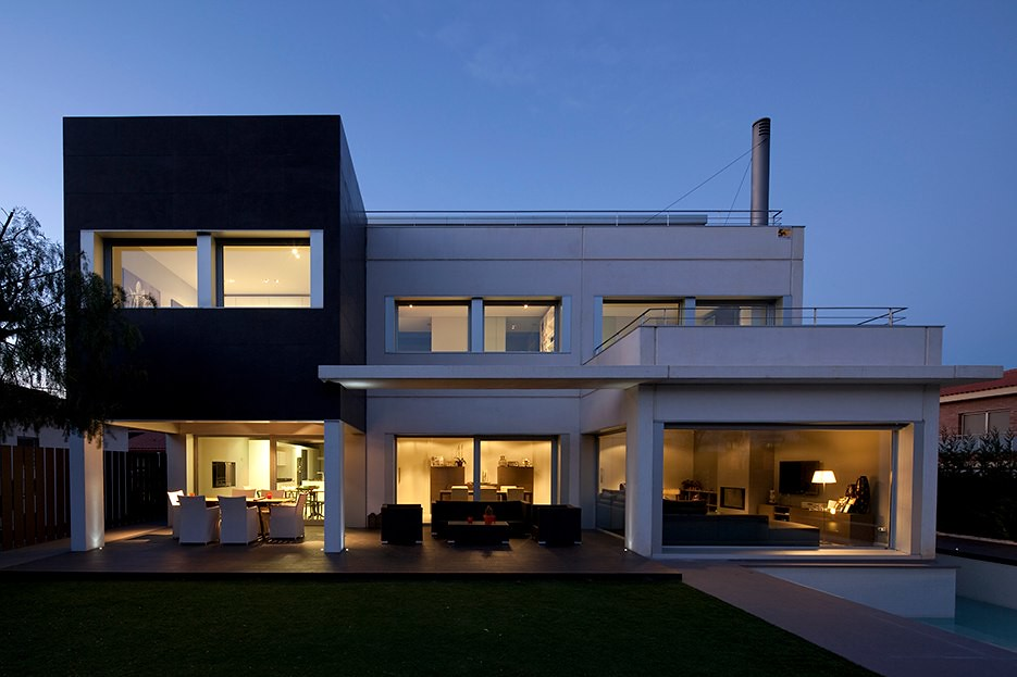 Casa hds alf hormipresa flickr - Interiores de casas prefabricadas ...