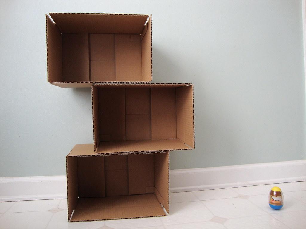 Cardboard Dollhouse Vanessa Flickr