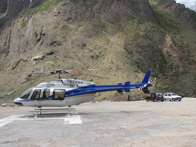 Helicopter Charters Chardham Helipad Sri Badrinath