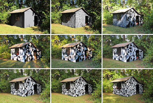 Shed Session : Phase 4. | by MWM Graphics