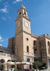 Maritime Museum Tower - Vittoriosa, Malta