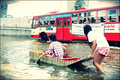 Current transportations in Thailand
