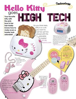 Hello Kitty Tech Brief | by erinever