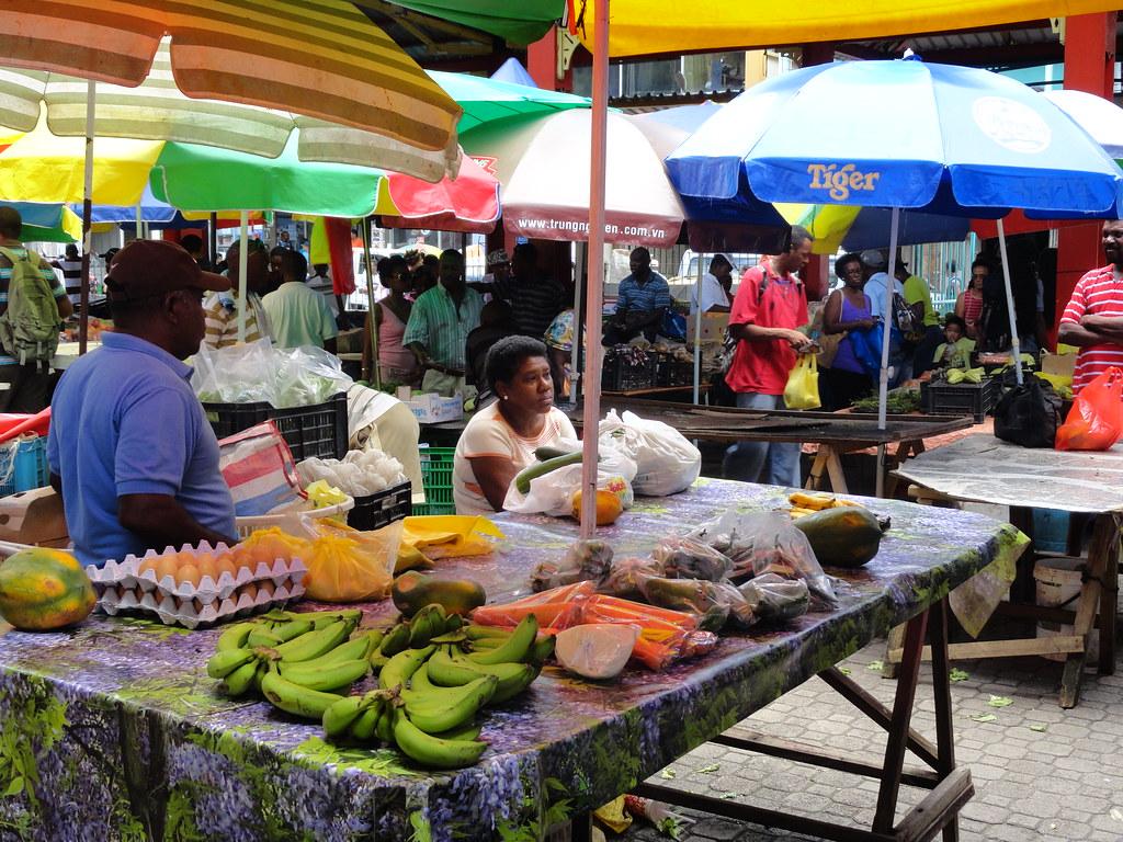 Victoria Market Food