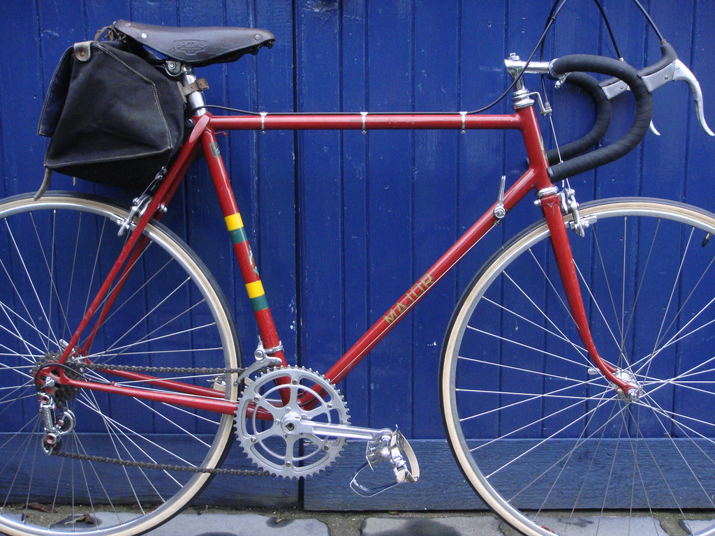 Classic Lightweight Bikes Major Brothers
