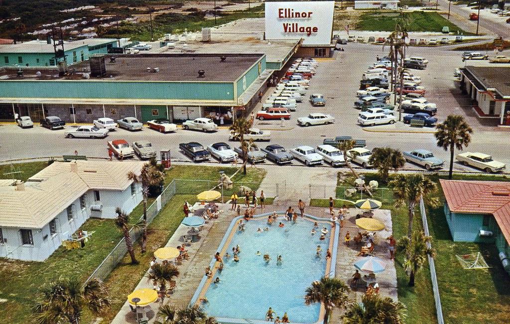Ellinor Village Shopping Center Pools Ormond beach FL   Flickr