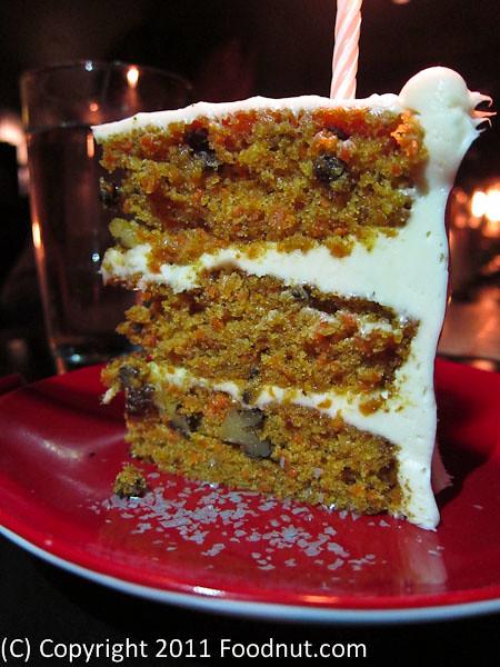 Carrot Cake Birthday Cake Recipe