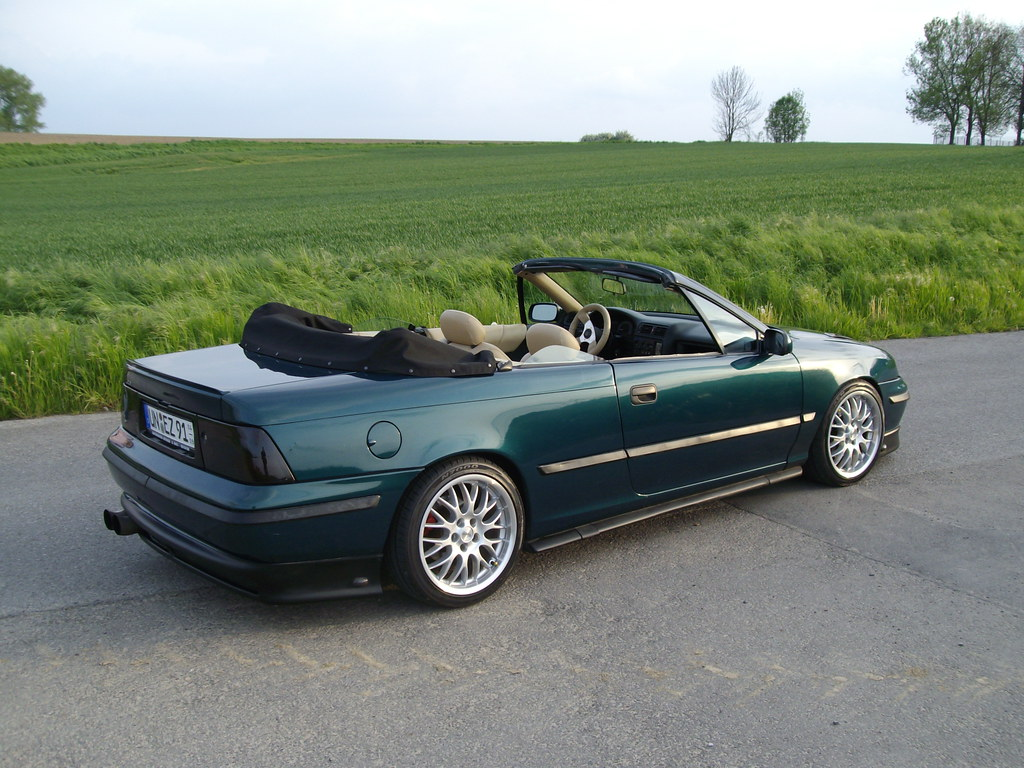 opel calibra convertible mark edwards flickr. Black Bedroom Furniture Sets. Home Design Ideas