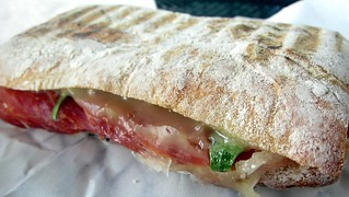tasty sandwiches at toscano & sons | by Foodie Buddha