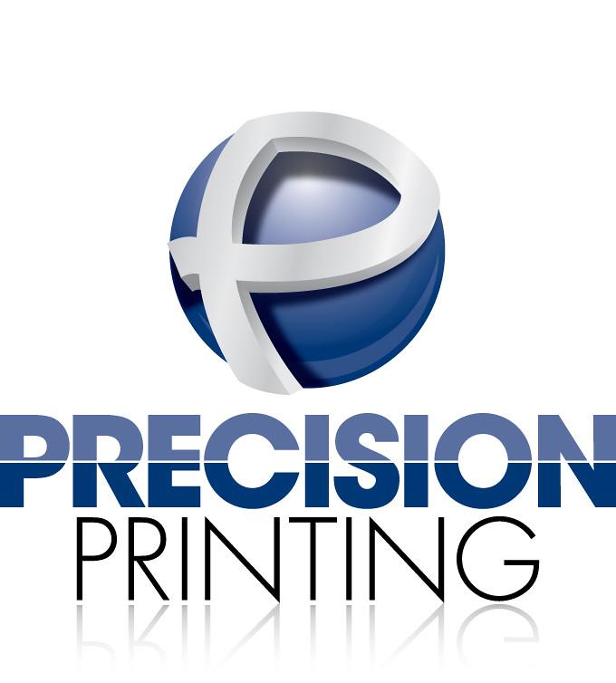 Precision Printing Logo This Is The Logo I Designed