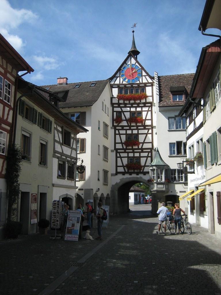 Stein Am Rhein, Suisse