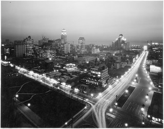 The Canada Life building looking southeast down University Avenue | by Toronto History