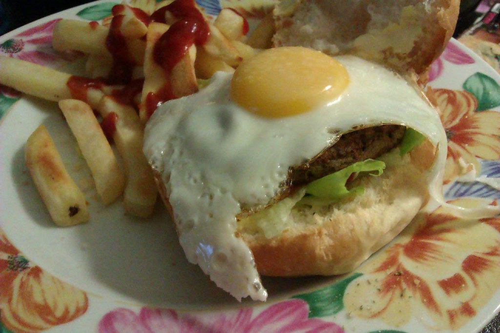 Egg cheeseburger chris bloom flickr for Youporn piscine