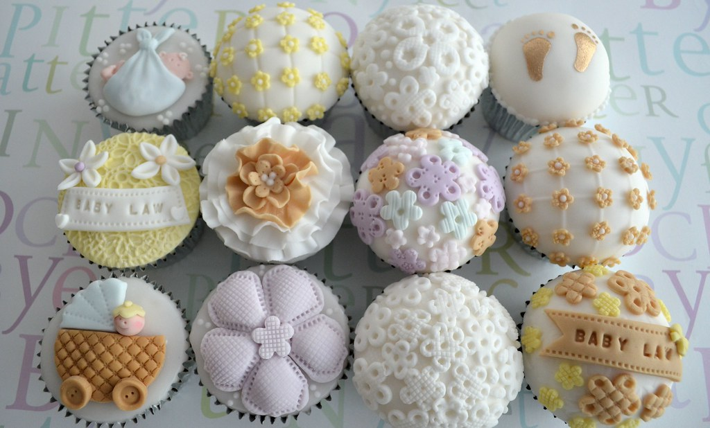 ... Baby Shower Cupcakes | By Hilary Rose Cupcakes
