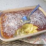 Zitronen-Vanille-Pfützen-Pudding