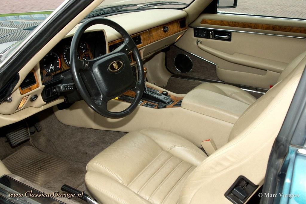 1992 jaguar xjs 4 0 litre interior marc vorgers flickr. Black Bedroom Furniture Sets. Home Design Ideas