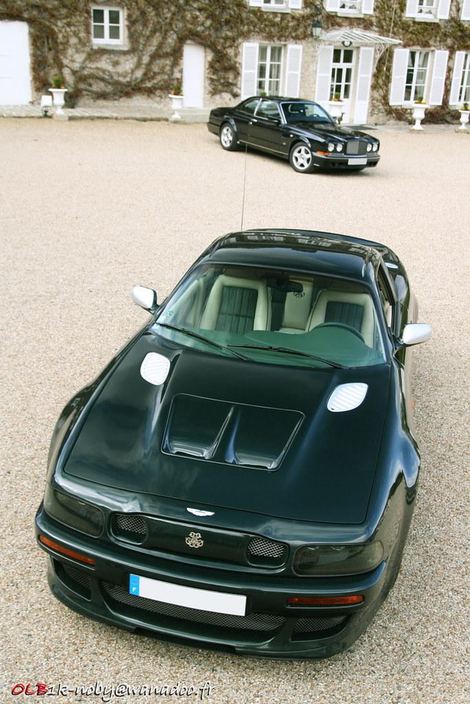 Aston Martin V600 Le Mans Amp Bentley Continental T Le Mans