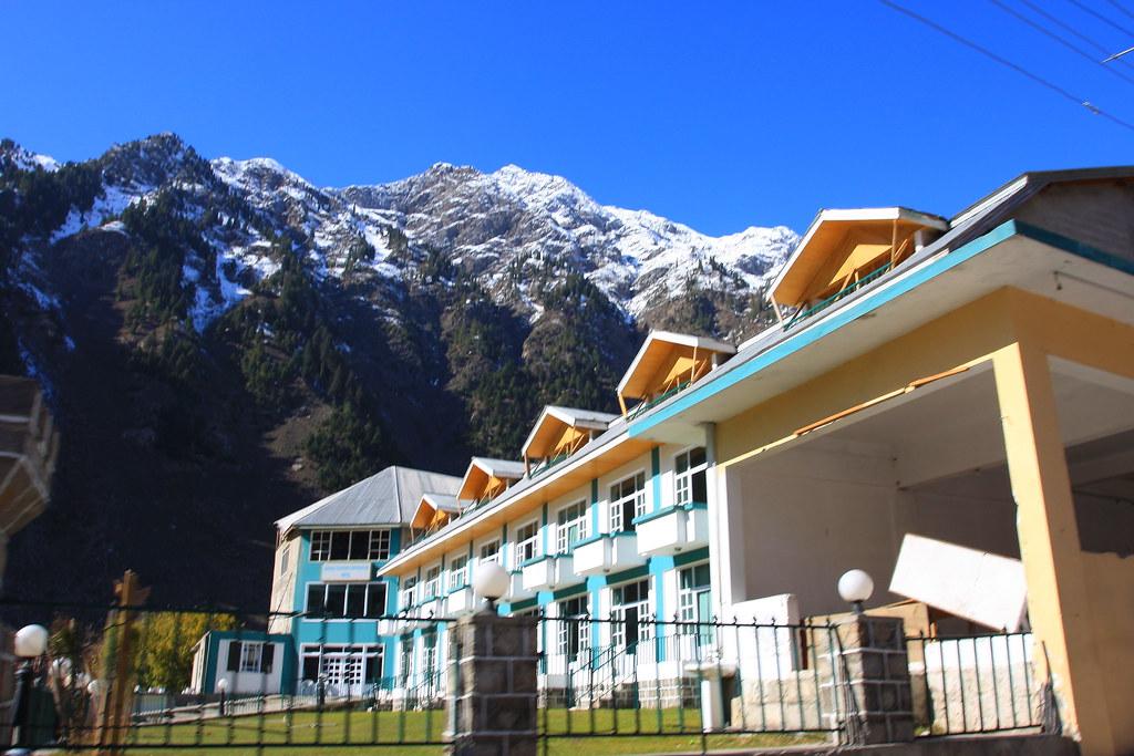 Large Hotel Naran Village Kaghan Valley Kyber Pakhtunkhw Flickr