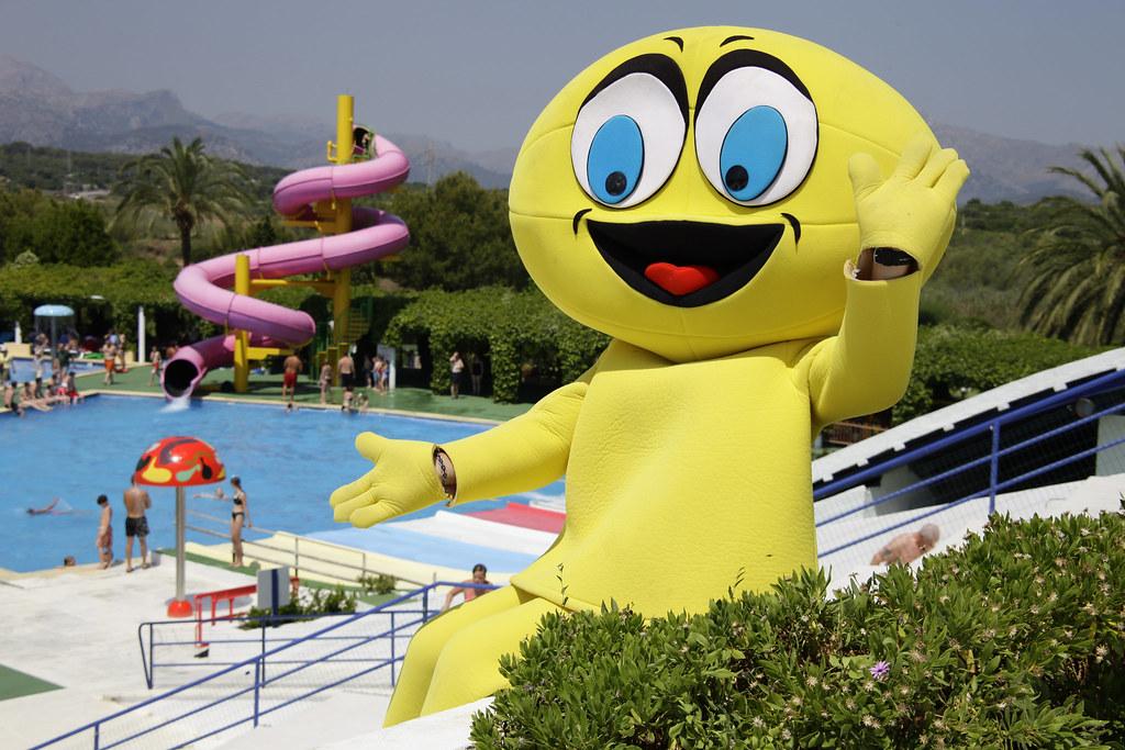 Hotel Club Mac, Puerto de Alcudia, Mallorca | Macky, the ...