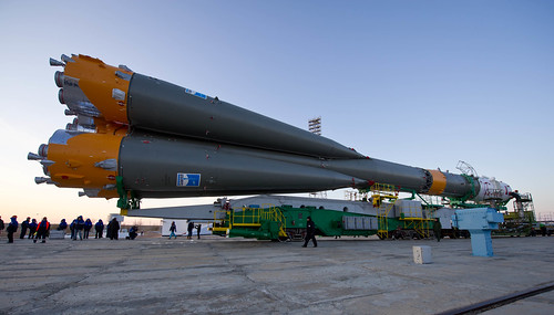 Expedition 29 Soyuz Rollout (201111110009HQ) | by NASA HQ PHOTO