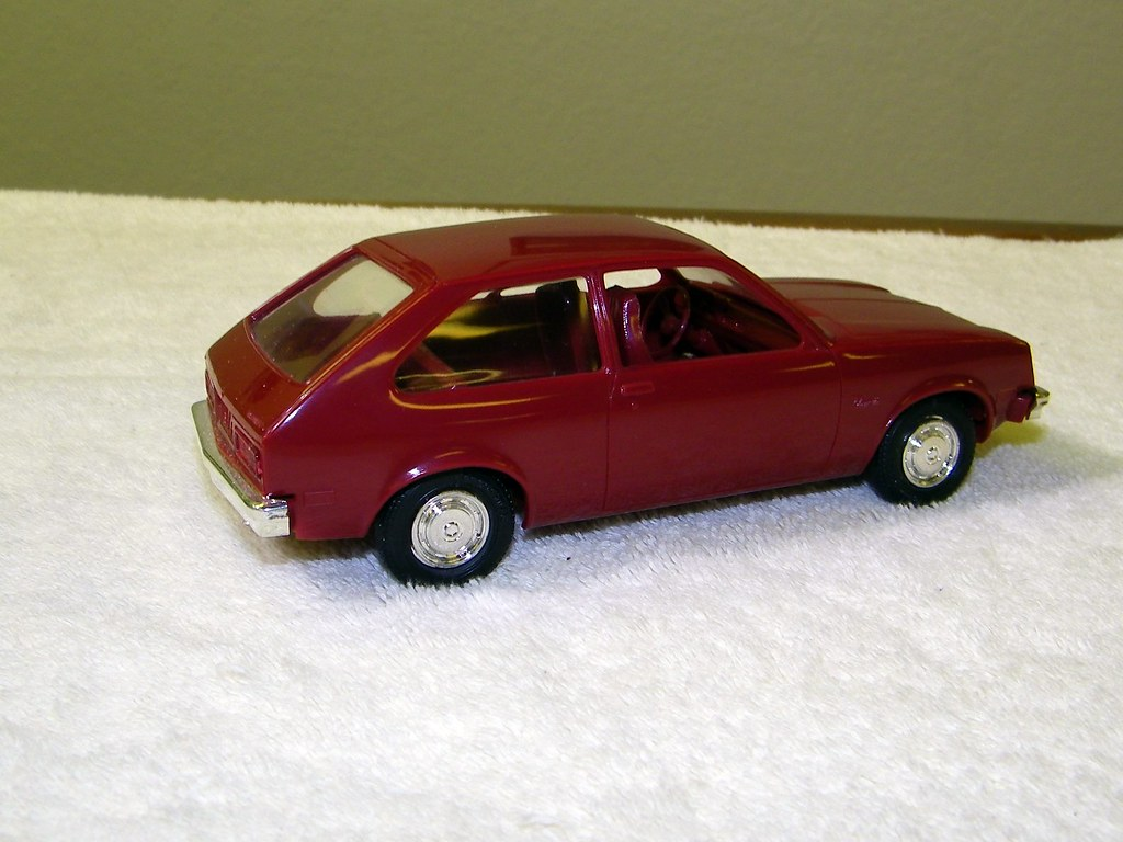 1977 Chevrolet Chevette 2 Door Sedan Promo Model Car | Flickr