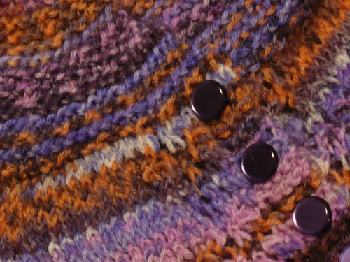 Closeup of Baby Surprise sweater | by rjknits