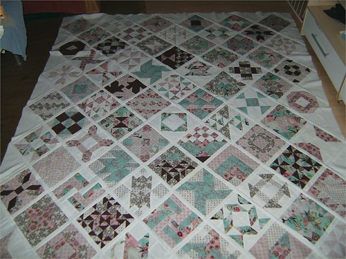 Farmer's Wilfe Sampler Quilt | by Patch_Me