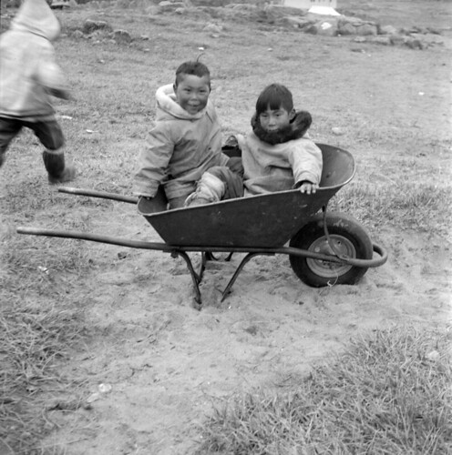 two children in a wheelbarrow deux enfants dans une brou flickr. Black Bedroom Furniture Sets. Home Design Ideas