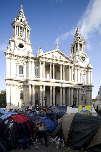 St Paul's camp | by Archigeddon