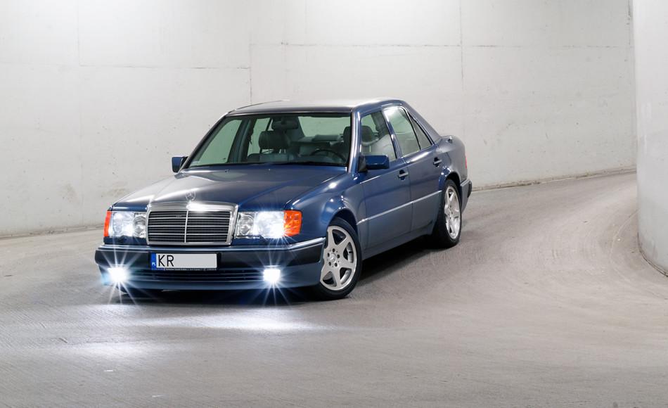 1993 mercedes benz 500e w124 msobczynski flickr for Mercedes benz of cincinnati