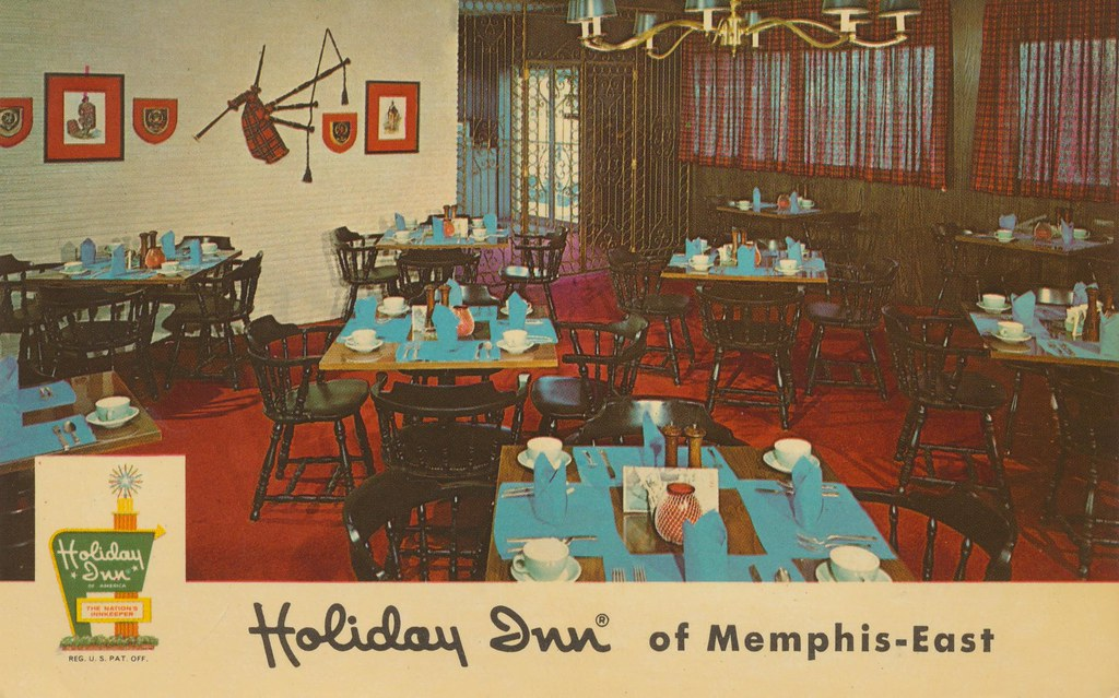 Holiday Inn East - Memphis, Tennessee