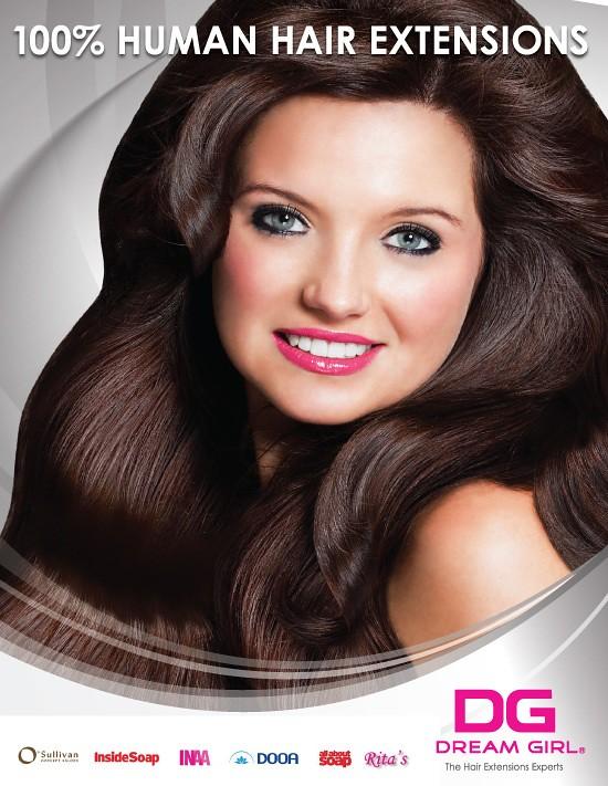 Meet Dream Girls New Face Dream Girl Hair Extensions Are Flickr