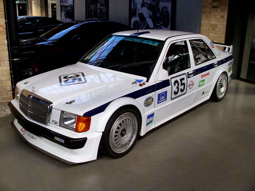 Mercedes Benz 190 E 2 5 16 Evo1 Dtm Gr A 1989 1