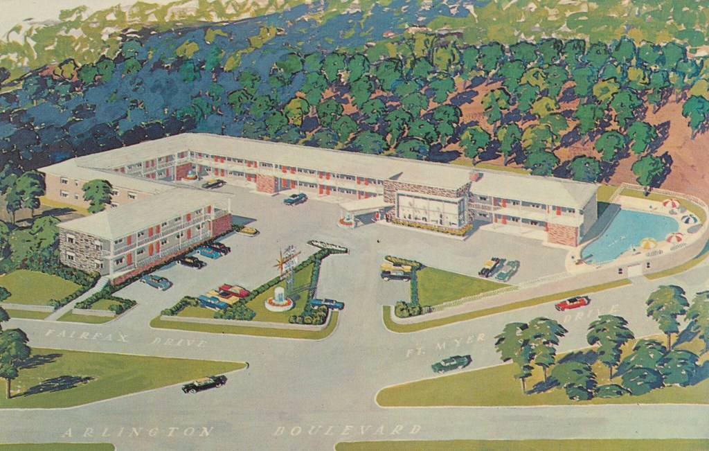 Iwo Jima Motor Hotel - Arlington, Virginia