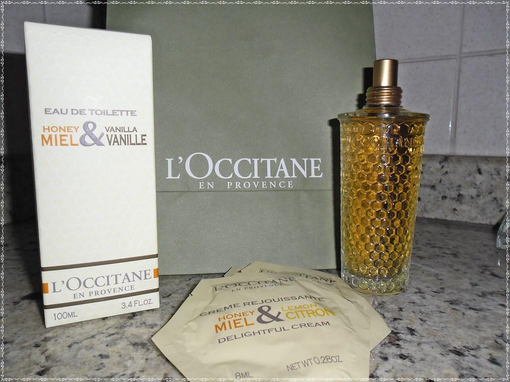 Compras Perfume Mel Vanilla Loccitane By Aline Milk